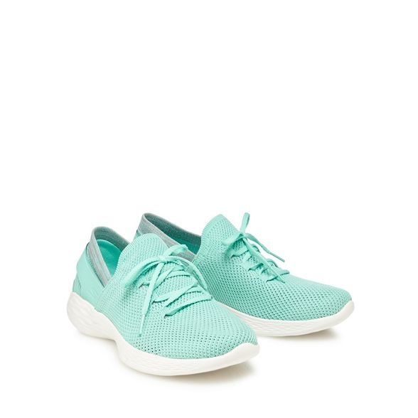Green Spirit' Skechers slip on trainers 'You dqUv6