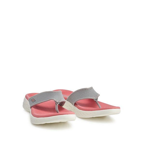 600' flip Go flops Skechers Grey The 'On Hqf1wI