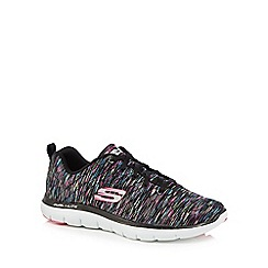 Skechers - Multi-coloured 'Flex Appeal 2.0' trainers