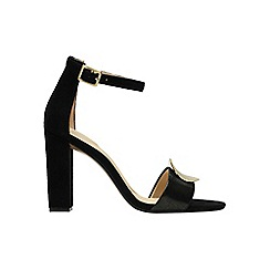 Clarks - Black combi 'Curtain Deco' sandals