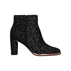 Clarks - Black 'Ellis Agnes' ankle boots