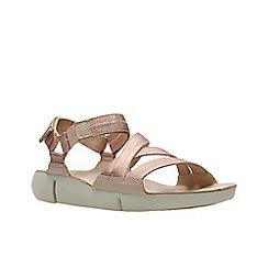 Clarks - Rose 'Tri Sienna' sandals