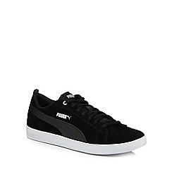 Puma - Black trainers 'Smash' trainers