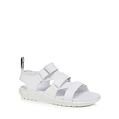 Dr Martens - White 'Redfin' sandals