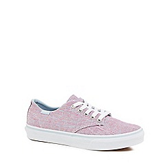 Vans - Multi-coloured 'Camden Stripe' lace up trainers