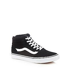 Vans - Black 'Maddie' high top trainers