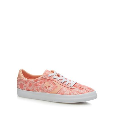 764fc19db10 Converse Peach canvas  Breakpoint Ox  trainers