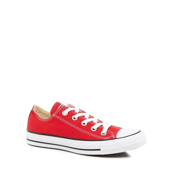 Red 'All Converse canvas Star' shoes up lace RB6Fpn