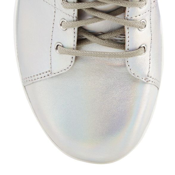 Silver leather trainers 'F Sporty' FitFlop PdFwqP