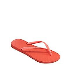 Havaianas - Coral Flip Flops