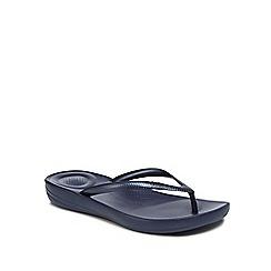 FitFlop - Navy flip flops
