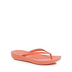 FitFlop - Coral flip flops