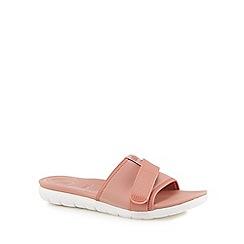 FITFLOP - Pink 'Neoflex' flip flops