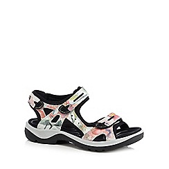 ECCO - Multi-coloured 'Off Road' sandals
