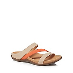 Strive - Natural leather 'Trio' sandals