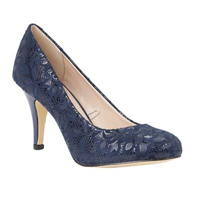 cheap sale amazing price Navy 'Clancy' high stiletto heel court shoes outlet free shipping buy cheap official NVkUtWo