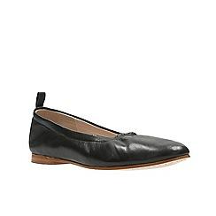 081e848a0429 Clarks - Black leather  Grace Mia  pumps
