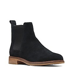 138afd301da24 Suede - Ankle boots - Clarks - Shoes   boots - Women