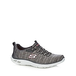 Skechers - Grey 'Empire D'Lux' trainers