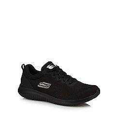 Skechers - Black 'Free Spirit' trainers