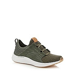 Skechers - Olive 'Skyline' trainers
