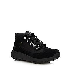 Skechers - Black 'Outdoors' Walking Boots