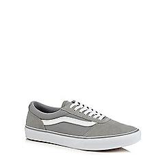 Vans - Grey canvas 'Maddie' trainers