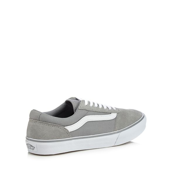 af615c152449f0 ... Vans trainers Grey  Maddie  canvas Vans  Maddie  trainers Grey Vans  canvas T4wnH5q ...