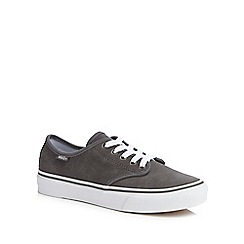 Vans - Grey 'Camden Stripe' trainers