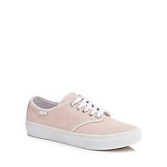 Vans - Pink 'Camden Stripe' trainers