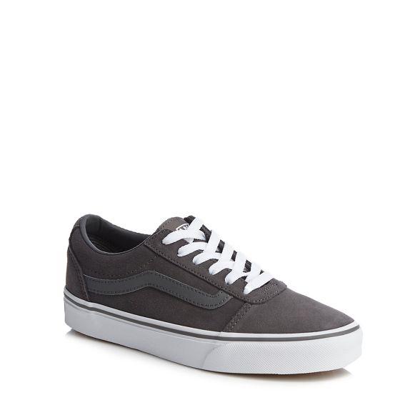 'Ward' Vans Vans Grey trainers suede Grey q46B4wIn