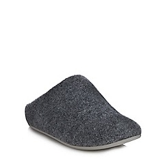 890360dad FitFlop - Grey  Chrissie  Mule Slippers
