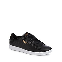 dceea12944d Puma - Black  Vikky Ribbon  trainers