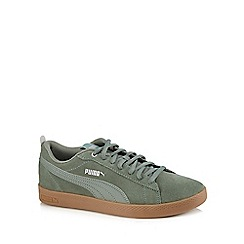 Suede - Lace up trainers - Puma - Shoes   boots - Women  65452270d