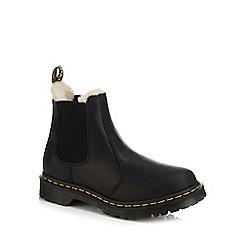 Dr Martens - Black 'Leonare' Chelsea boots