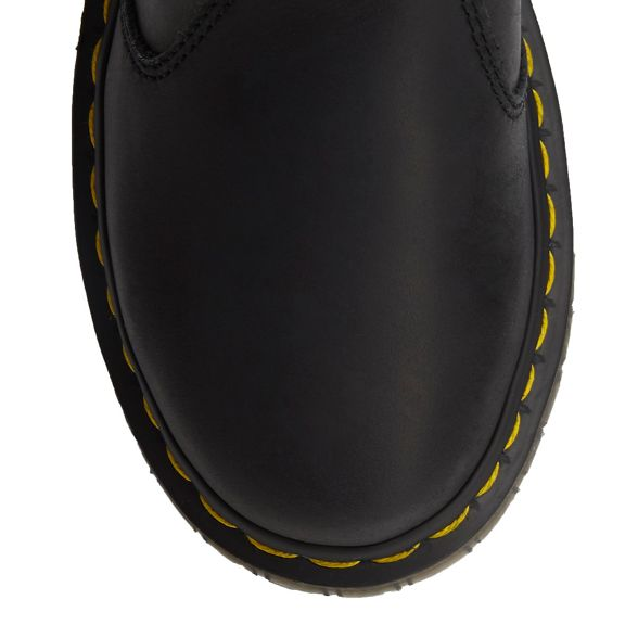 boots 'Leonare' Dr Chelsea Black Martens wa1Oq0H