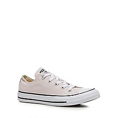 Converse - Rose Canvas 'Chuck Taylor All Star' Trainers