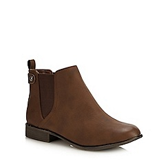 Call It Spring - Tan 'Forteau' Chelsea Boots