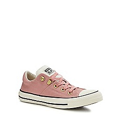 Converse - Pink Canvas 'CTAS Madison' Trainers