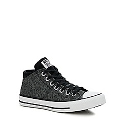 Converse - Near Black 'CTAS Madison' Hi Top Trainers