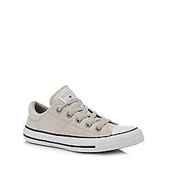 Converse - Natural Canvas 'Madison' Trainers