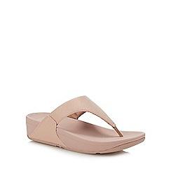 FitFlop - Rose 'Lulu Shimmer' Sandals