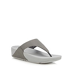 FitFlop - Metallic 'Lulu Shimmer' Sandals