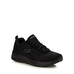 Skechers - Black  Dynamight  Trainers a4e620dac8
