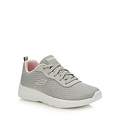 Skechers - Grey 'Dynamight' Trainers