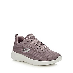 Skechers - Lilac 'Dynamight' Trainers