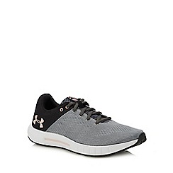 Under Armour - Grey 'Micro G® Pursuit' Trainers