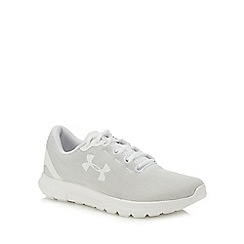 Under Armour - White 'Remix' Trainers