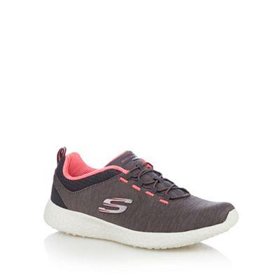 Skechers - Grey  Burst Equinox  trainers 75fa39842f
