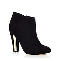 Call It Spring - Black 'Lovelarwen' high ankle boots